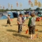 Glastonbury Circus Skills Workshops